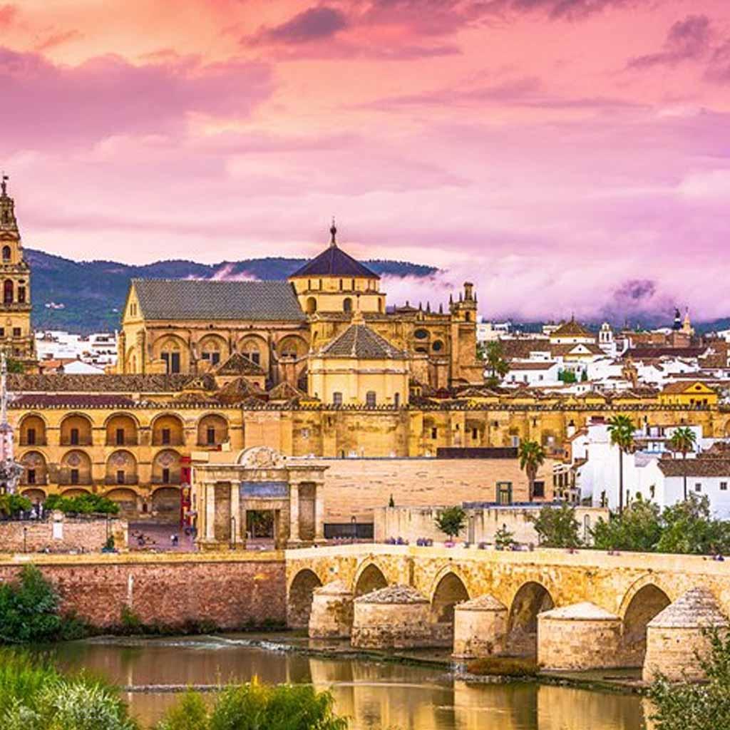 Córdoba in Spain