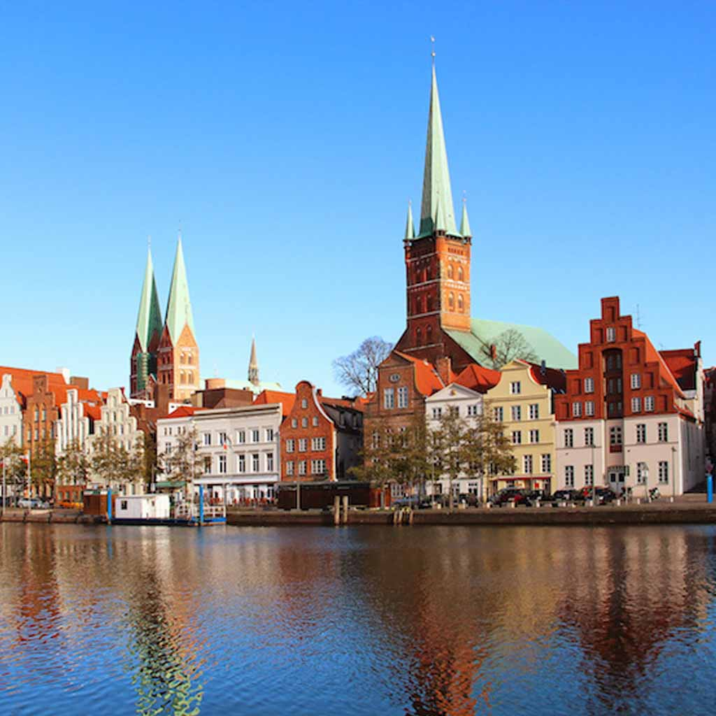 Lubeck in Germany