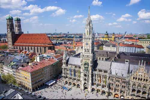 Munich in Germany