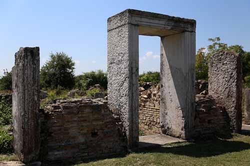 Nikopolis ad Istrum in Bulgaria