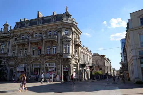 Ruse in Bulgaria