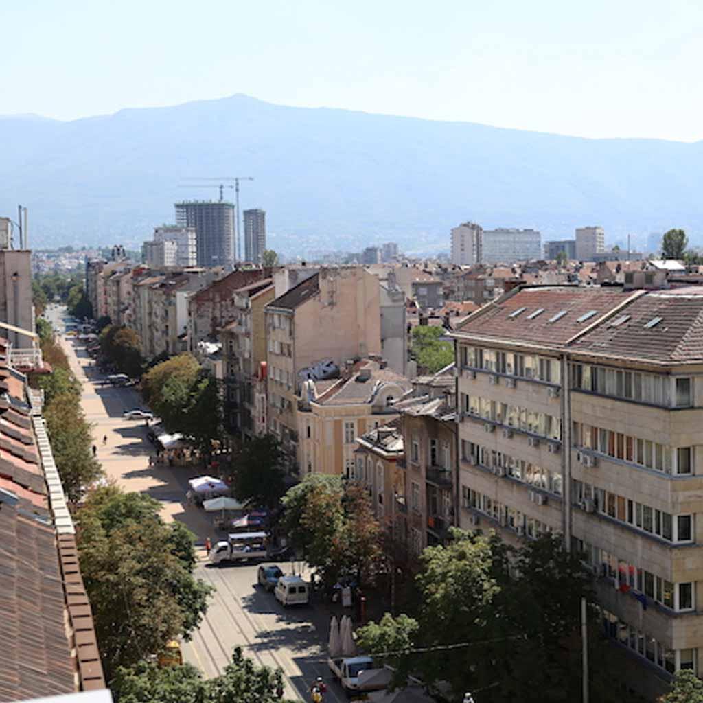 Sofia in Bulgaria