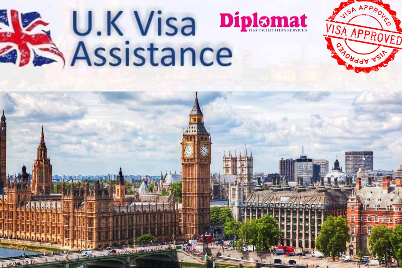 uk visa assistance from Delhi