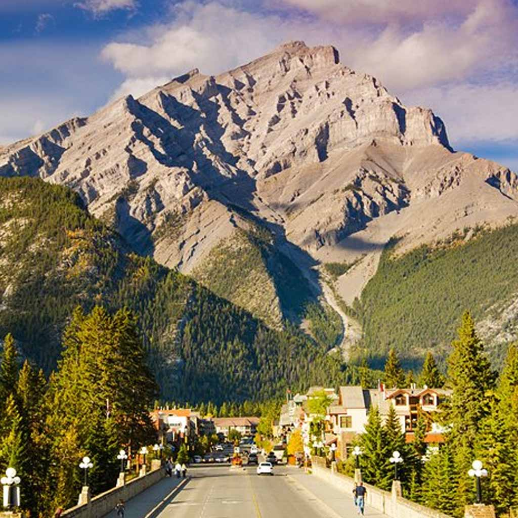 Banff in Canada