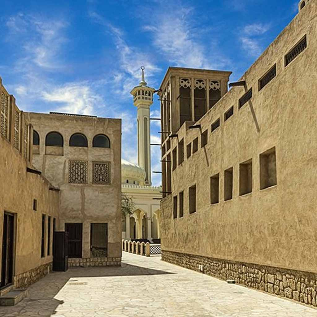 Bastakia in Dubai