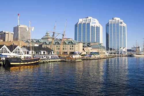 Halifax in Canada