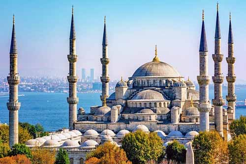 Istanbul Turkey in Europe