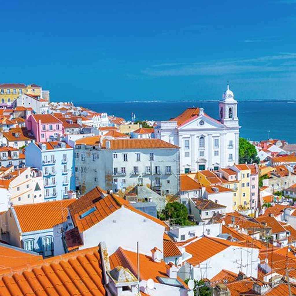 Lisbon Portugal in Europe