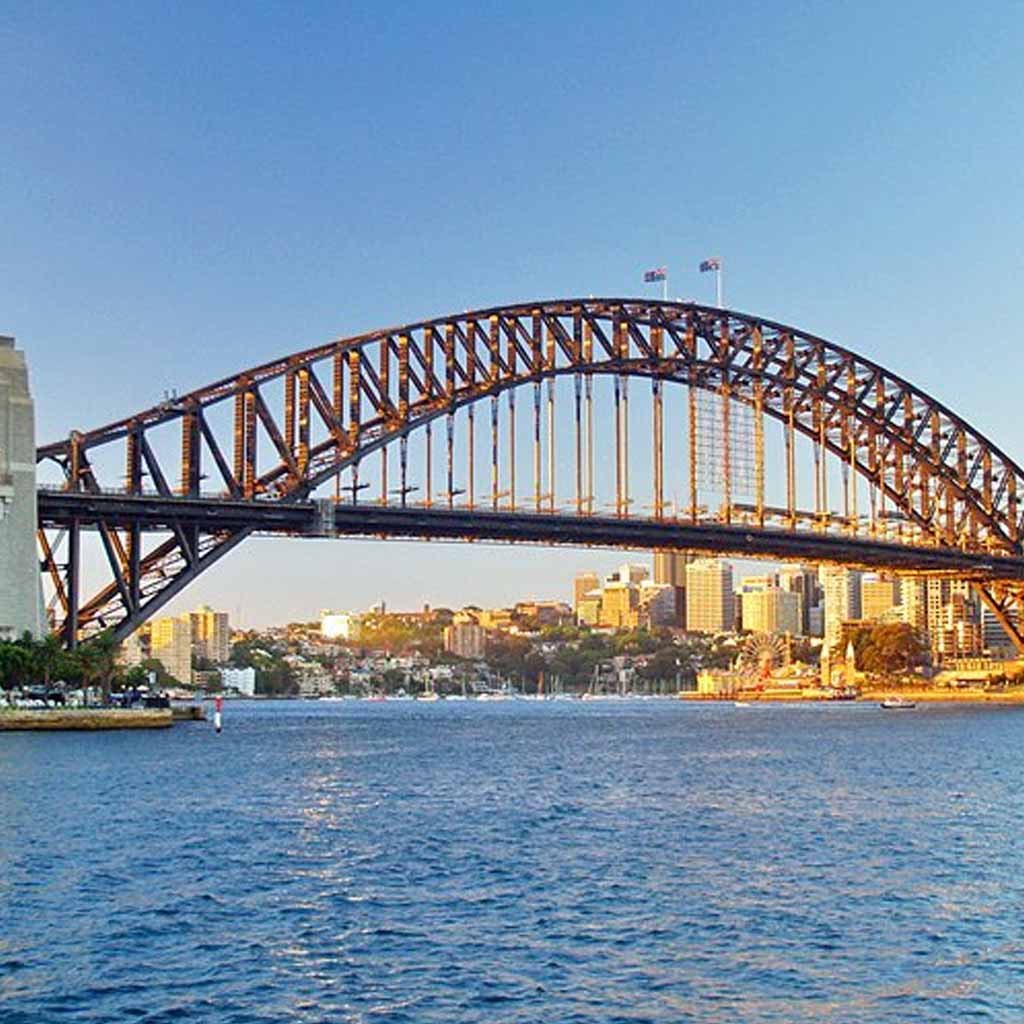 Sydney Harbour Bridge in Australia
