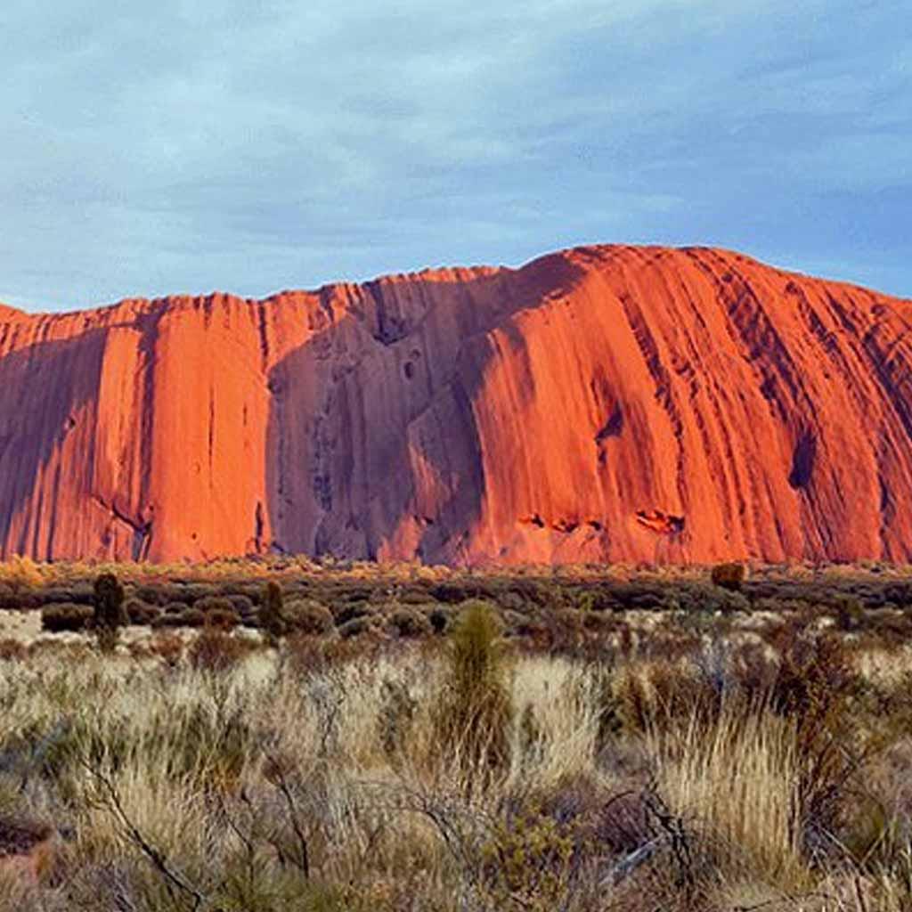 Uluru-Kata Tjuta National Park in Australia